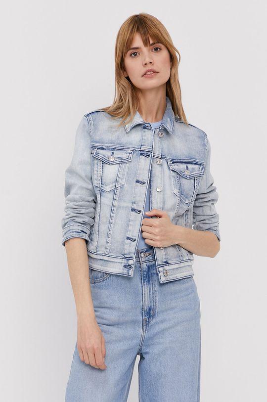 jasny niebieski Hugo - Kurtka jeansowa Damski