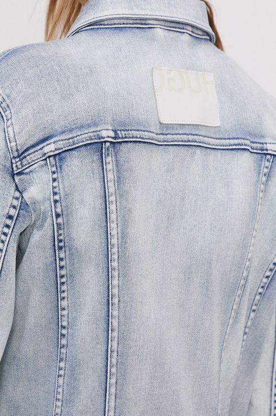 Hugo - Kurtka jeansowa Damski