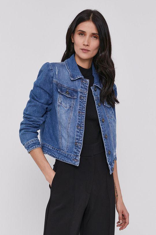 Dkny - Rifľová bunda modrá