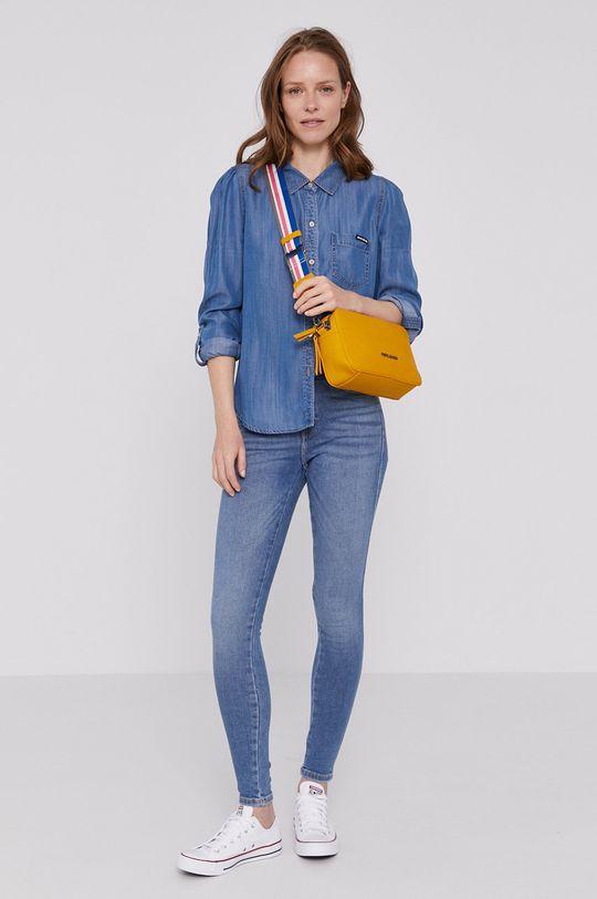Dkny - Koszula niebieski