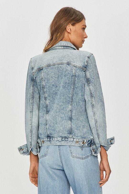 Patrizia Pepe - Kurtka jeansowa Materiał zasadniczy: 100 % Bawełna, Podszewka kieszeni: 35 % Bawełna, 65 % Poliester