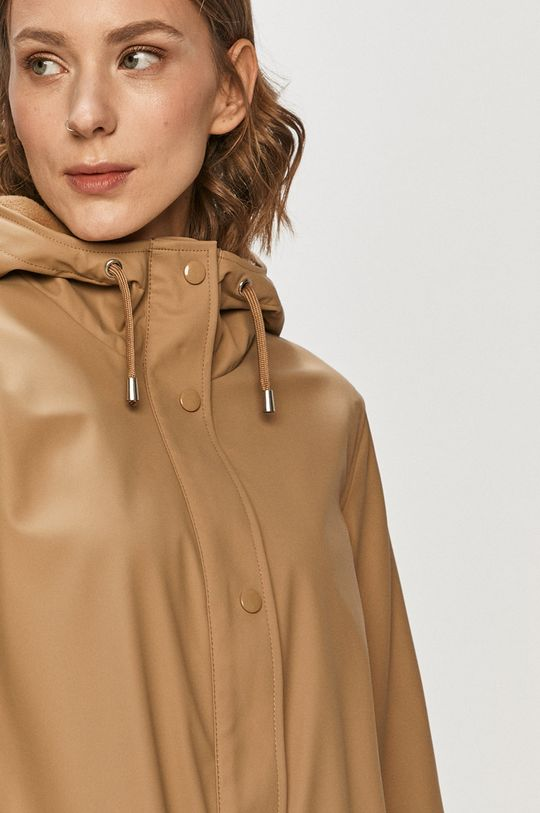 béžová Vero Moda - Nepromokavá bunda