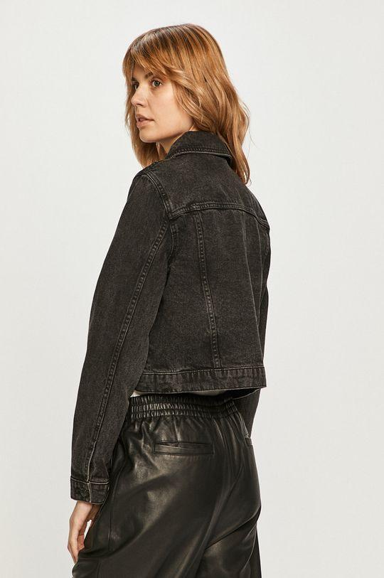 Vero Moda - Kurtka jeansowa 35 % Bawełna, 65 % Bawełna organiczna