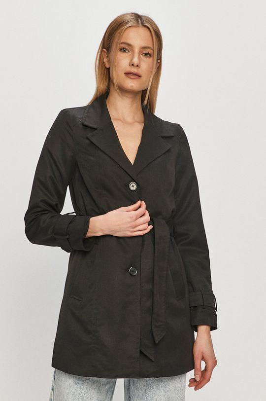 černá Vero Moda - Trench kabát Dámský