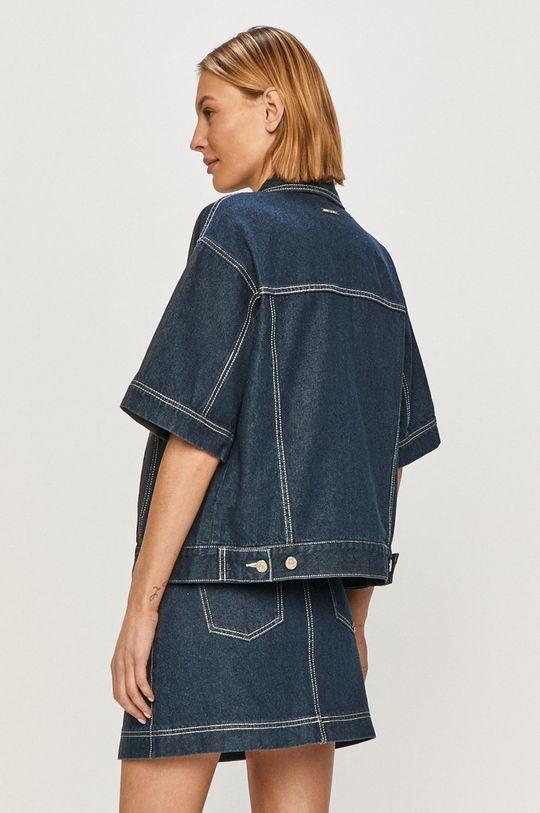 Armani Exchange - Rifľová bunda  100% Bavlna