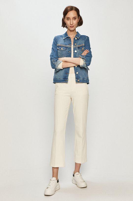 Mos Mosh - Kurtka jeansowa niebieski