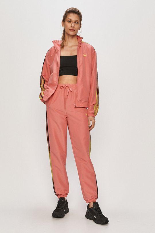 adidas Originals - Kurtka ostry różowy