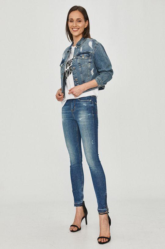 Only - Geaca jeans albastru