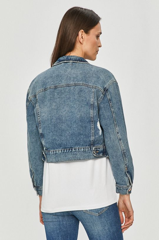 Only - Geaca jeans  100% Bumbac