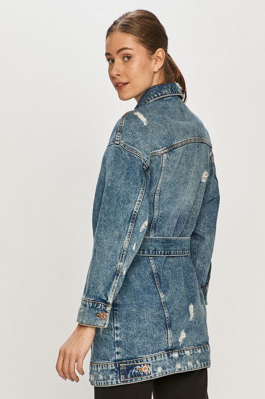 Only - Kurtka jeansowa 35 % Bawełna, 65 % Bawełna organiczna