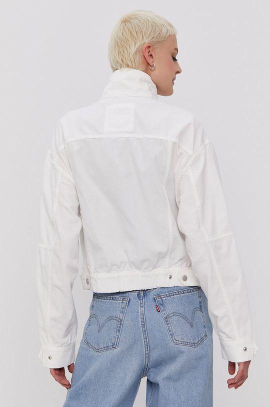 Tommy Jeans - Rifľová bunda  100% Bavlna