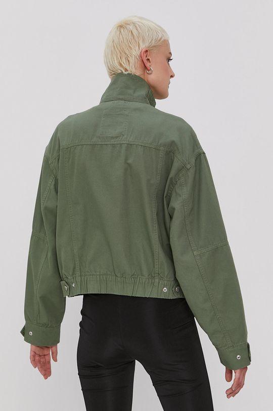 Tommy Jeans - Kurtka 100 % Bawełna