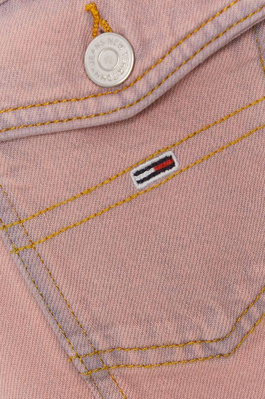 Tommy Jeans - Rifľová bunda Dámsky