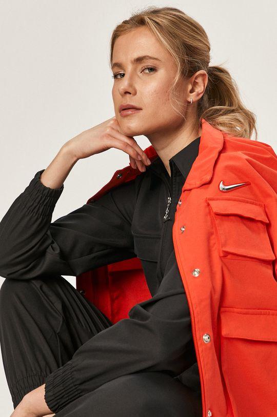czerwony Nike Sportswear - Kurtka