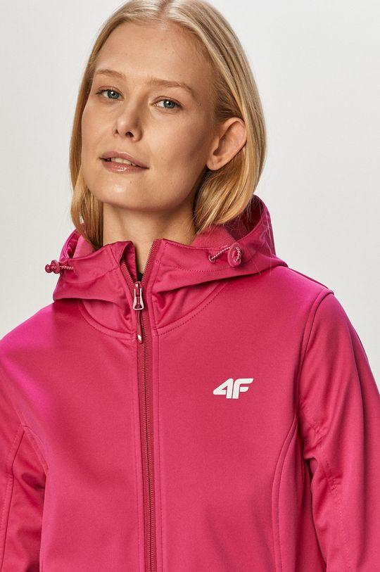 ostry różowy 4F - Kurtka
