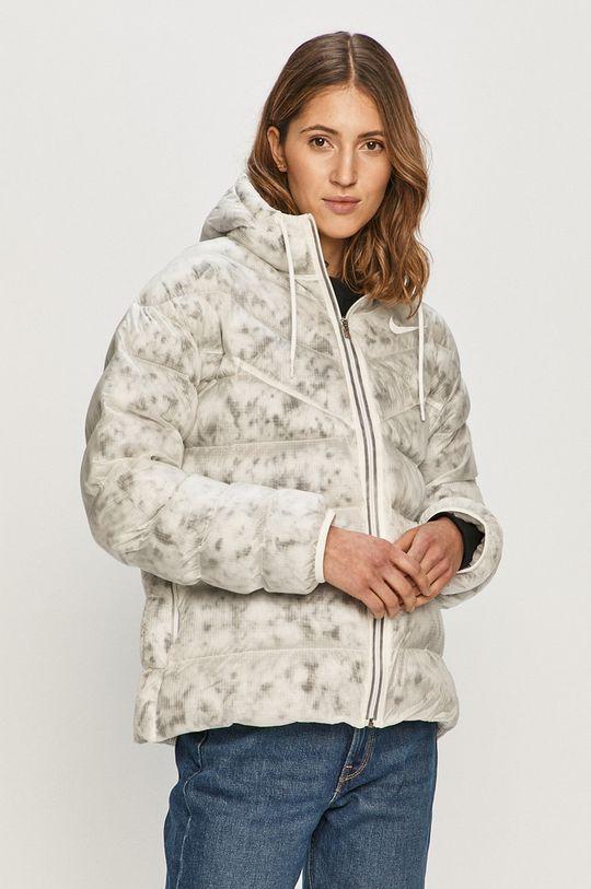 biały Nike Sportswear - Kurtka Damski