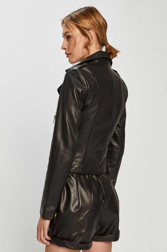 Morgan - Kožená bunda  Podšívka: 100% Polyester Základná látka: 100% Prírodná koža