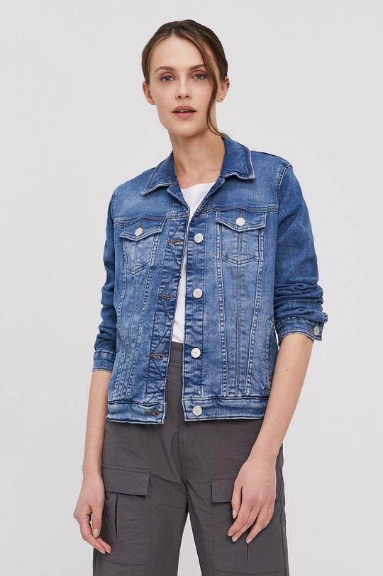 modrá Mustang - Džínová bunda