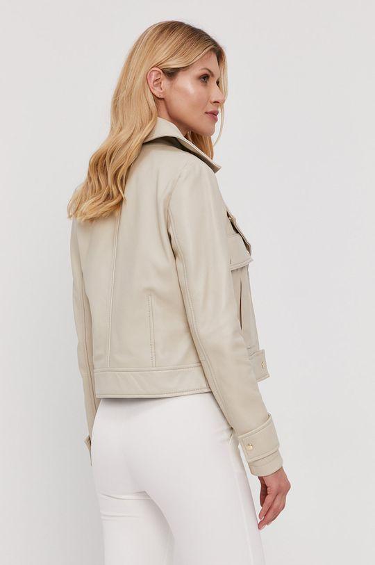 Trussardi - Kožená bunda  100% Prírodná koža