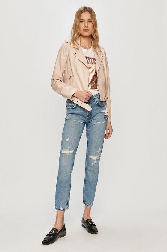 Trussardi Jeans - Ramoneska różowy