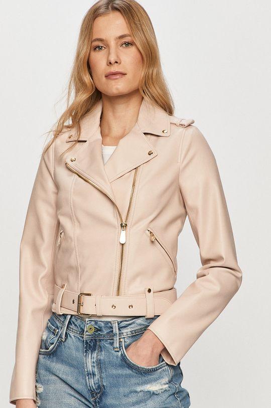 różowy Trussardi Jeans - Ramoneska
