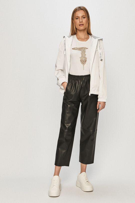 Trussardi Jeans - Bunda bílá