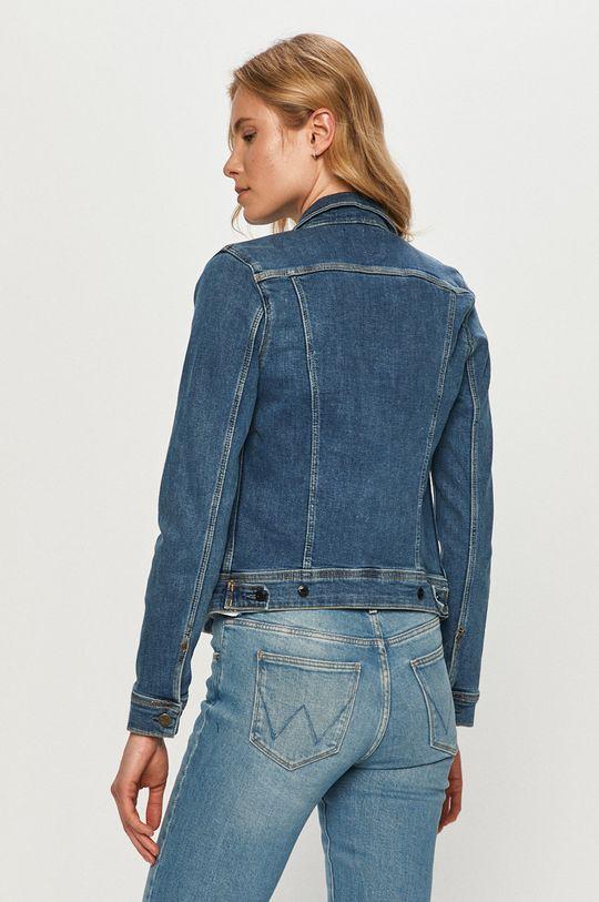 Lee - Kurtka jeansowa 84 % Bawełna, 2 % Elastan, 14 % Poliester z recyklingu