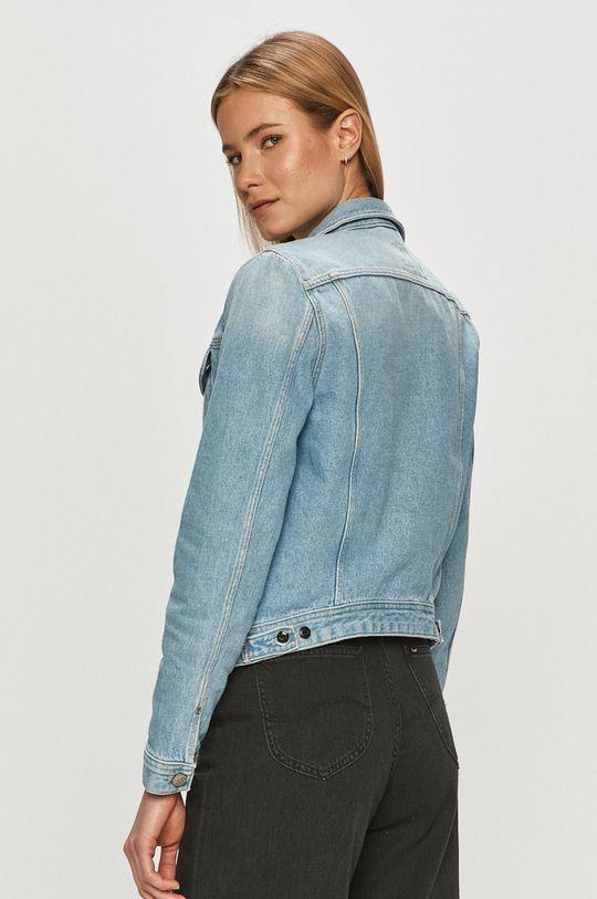 Lee - Kurtka jeansowa 79 % Bawełna, 21 % Bawełna z recyklingu