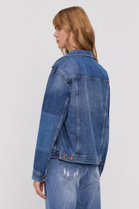 Wrangler - Rifľová bunda  100% Bavlna