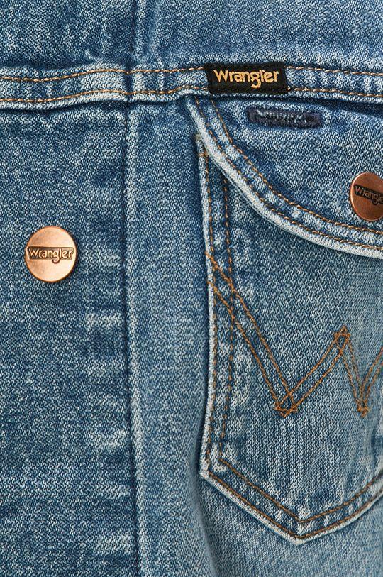 Wrangler - Kurtka jeansowa Damski
