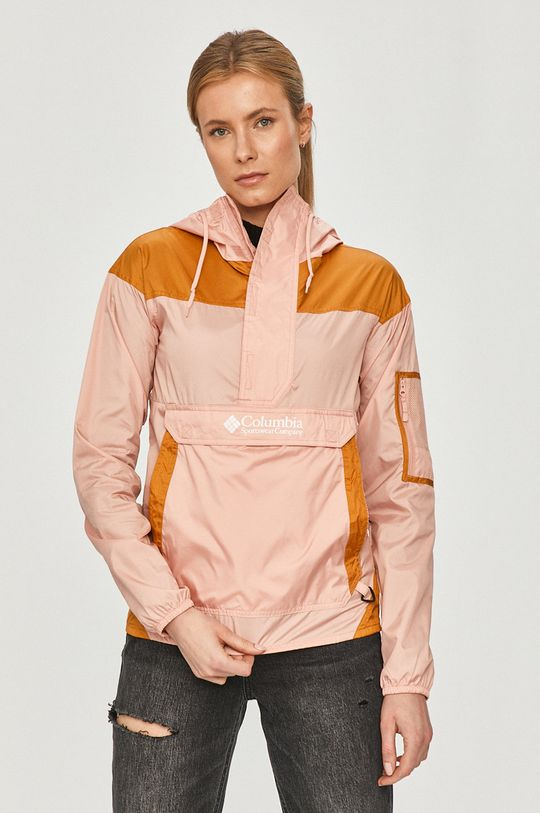 ярко-розовый Columbia - Куртка Женский