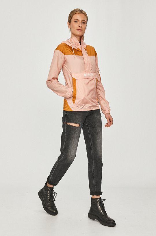 Columbia - Куртка ярко-розовый