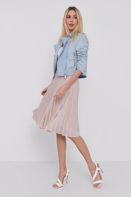 Morgan - Kurtka jeansowa niebieski