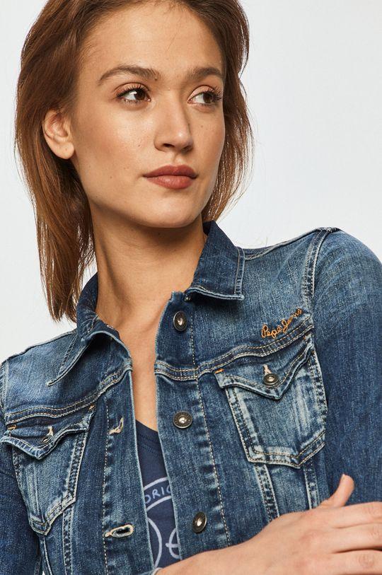 modrá Pepe Jeans - Džínová bunda L51