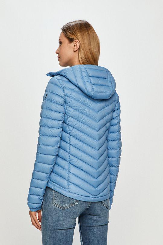 Peak Performance - Péřová bunda  Podšívka: 100% Recyklovaný polyamid Výplň: 10% Peří, 90% Chmýří Hlavní materiál: 100% Recyklovaný polyamid