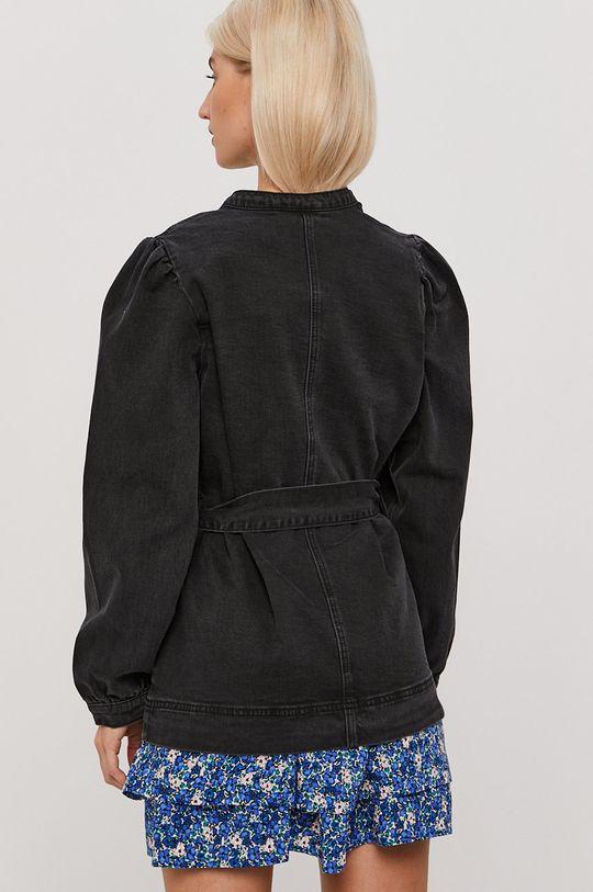 Vero Moda - Džínová bunda  49% Bavlna, 50% Organická bavlna, 1% Elastan