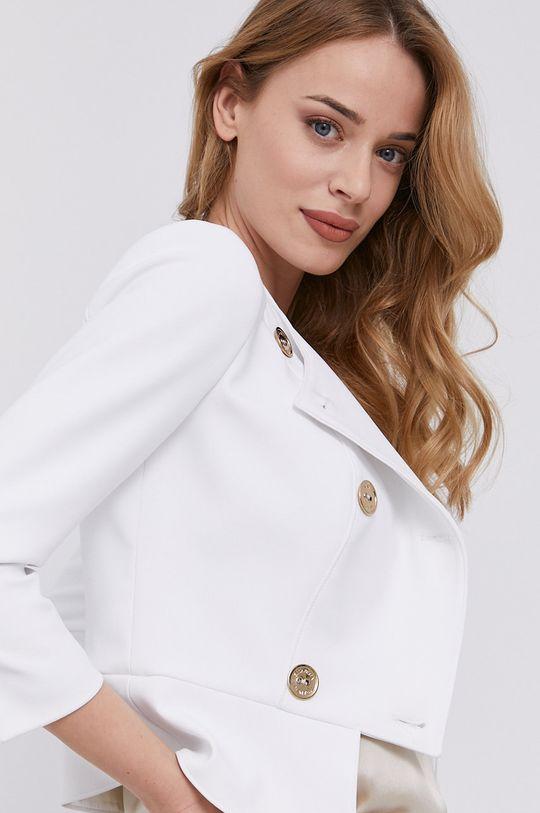 biały Elisabetta Franchi - Marynarka