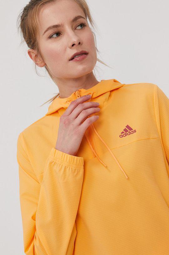 broskyňová adidas - Bunda