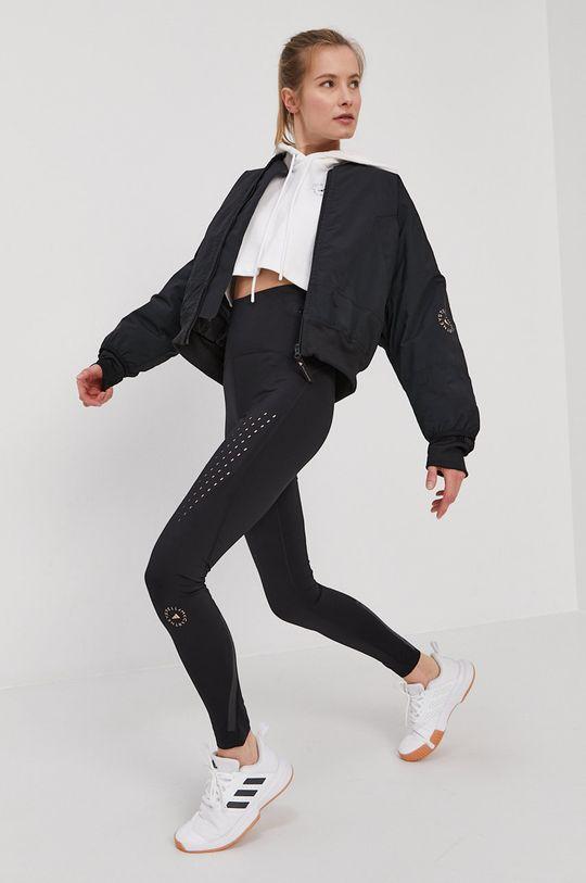čierna adidas by Stella McCartney - Bunda