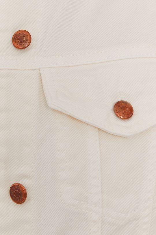 cielisty Sisley - Kurtka jeansowa