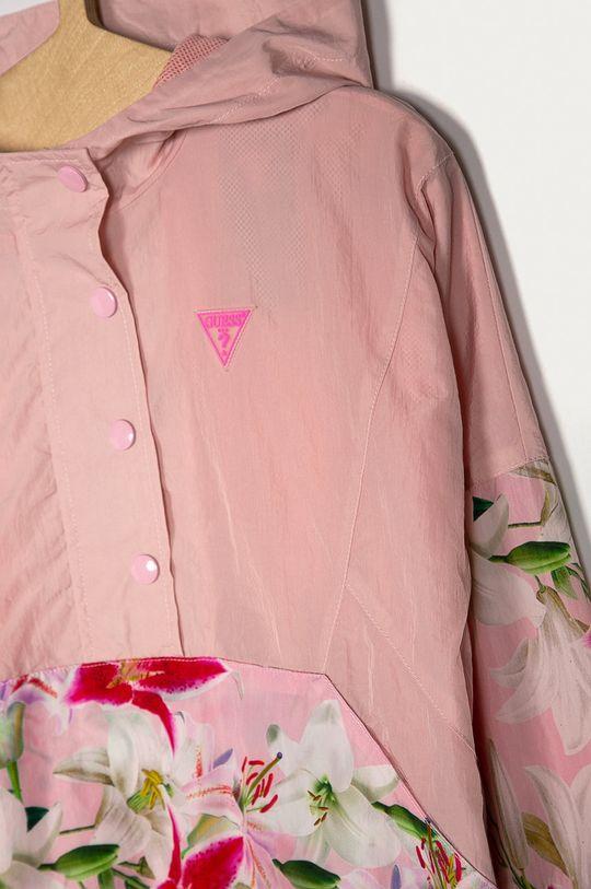 Guess - Dětská bunda 116-175 cm  Materiál č. 1: 100% Polyamid Materiál č. 2: 100% Polyester