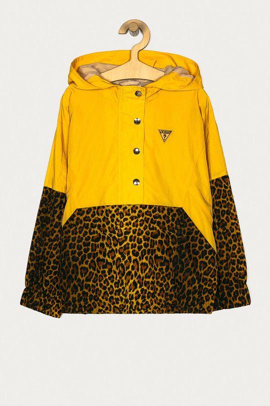 złoty Guess - Kurtka dziecięca 116-175 cm Dziewczęcy