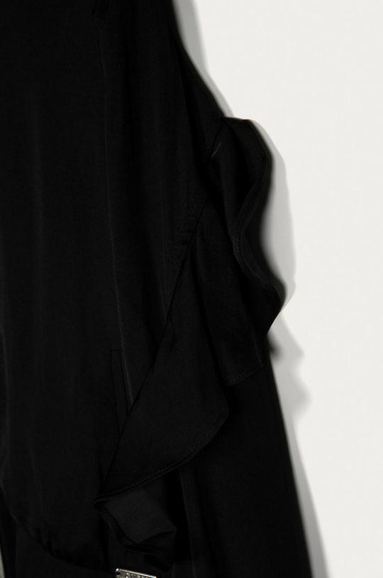 czarny Guess - Kurtka dziecięca 116-175 cm