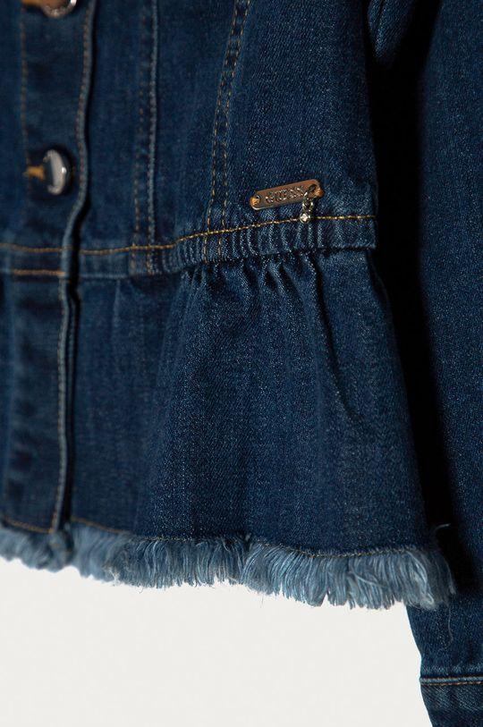 Guess - Kurtka jeansowa dziecięca 98-122 cm
