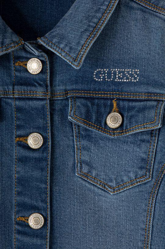 Guess - Detská rifľová bunda 116-175 cm  99% Bavlna, 1% Elastan