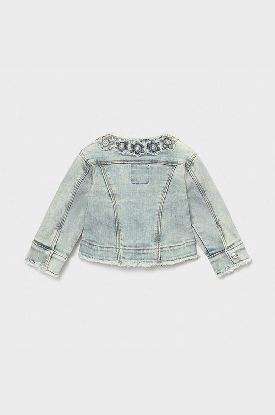 Mayoral - Kurtka jeansowa dziecięca blady niebieski