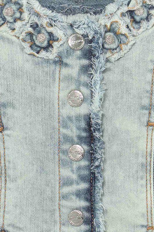 Mayoral - Kurtka jeansowa dziecięca 92 % Bawełna, 2 % Elastan, 6 % Poliester