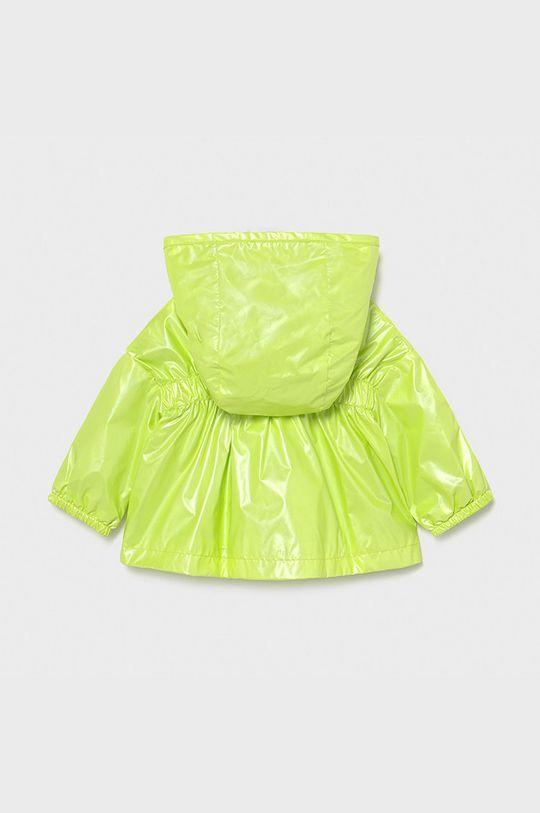 Mayoral - Kurtka dziecięca blady zielony