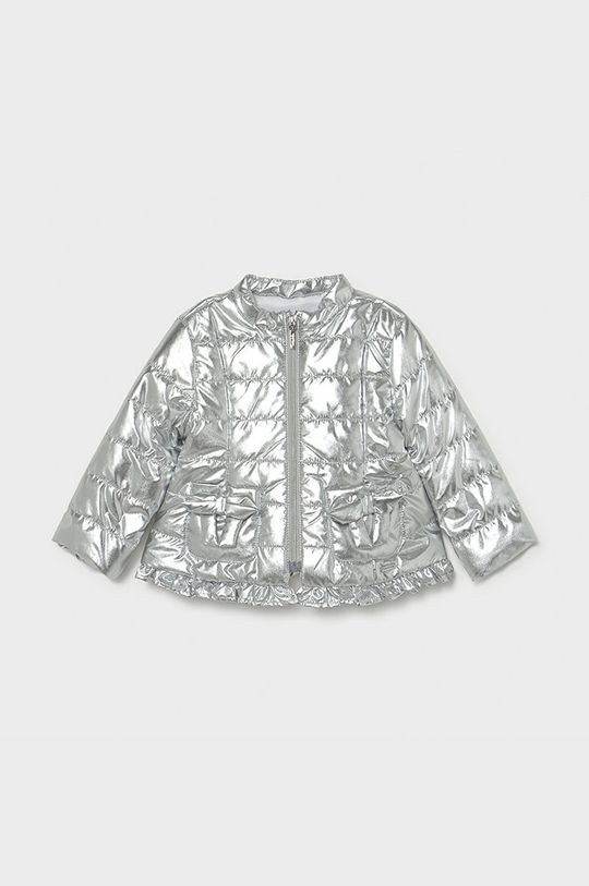 argintiu Mayoral - Geaca copii De fete