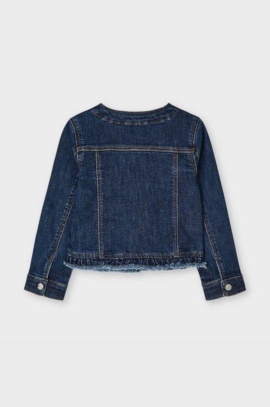 Mayoral - Kurtka jeansowa dziecięca granatowy